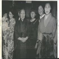 1937 Press Photo Senjuro Hayashi Prime Minister Japan