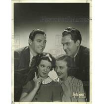 "1937 Press Photo ""You Can't Take It with You"" Movie Cast - ftx02550"