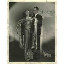 "1937 Press Photo Actress Cynthia Blake for ""You Can't Take It with You"""