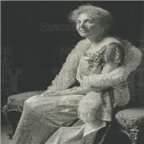 1929 Press Photo Isabella Howard, wife of British Amb
