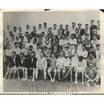 1928 Press Photo Duke of York at English Schoolboys Camp - ftx01774