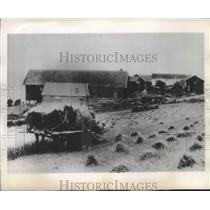 1944 Press Photo Gudbrands Valley, Mjosa Lake, Norway Pre-Invasion - ftx01984