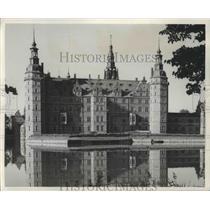 1983 Press Photo Frederiksborg Castle, Denmark - ftx02092