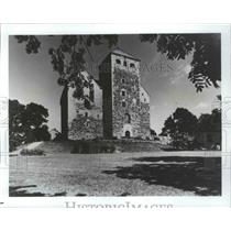 1987 Press Photo Turku Castle, Finland - ftx02108