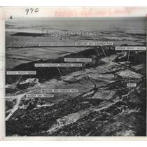 1962 Press Photo Cuban Ballistic Missile Base - ftx02170