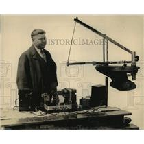 Press Photo International Air Races timing mechanism at Dayton Ohio - sbx01051