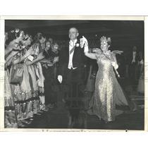 1937 Press Photo A.L. Threkkeld Colorado superintendent