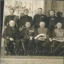 1927 Press Photo Sir Esme Howard British ambassador US