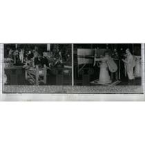 1941 Press Photo Pontiac Plant Produces Machine Guns