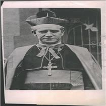 1921 Press Photo Archbishop Patrick J. Hayes New York