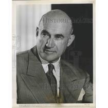 1949 Press Photo Samuel Goldwyn, Hollywood producer - sbz00779
