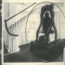 1929 Press Photo Photo shows Philadelphia Liberty Bell.