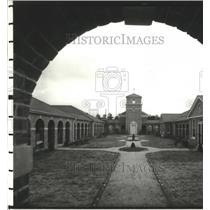 Press Photo Jefferson County Almshouse in Ketona, Alabama - abnz00125