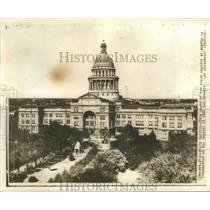 Press Photo State capitol at Austin in Texas - sbx02100