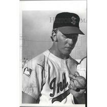 1971 Press Photo Spokane Indians baseball player, Al Dawson - sps01360