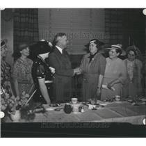 1937 Press Photo A.L. Threlkeld