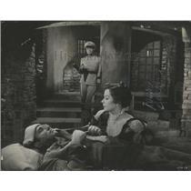 "1925 Press Photo Scene from ""The Prisoner of Zenda"" Starring James Mason"