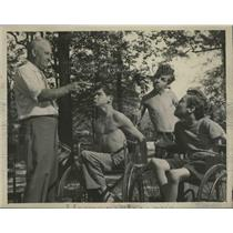 1948 Press Photo Lee McBride White School in Birmingham, Alabama - abnz00441