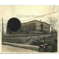 1937 Press Photo Martin School in Birmingham, Alabama - abnz00442