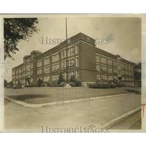 1943 Press Photo Phillips School in Birmingham, Alabama - abnz00447