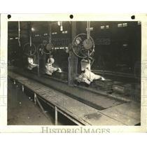 1946 Press Photo Jackson Industries Incorporated in Birmingham, Alabama