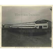 1947 Press Photo Southern Steel Works in Birmingham, Alabama - abnz00708