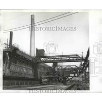 1965 Press Photo United States Pipe and Foundry Company in Birmingham, Alabama