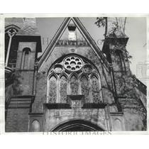 1969 Press Photo First Presbyterian Church in Birmingham, Alabama - abnz00714