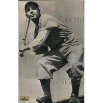 Press Photo Eddie Stanky, pro baseball player and manager - sbs03176