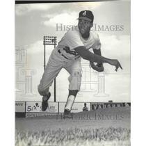 1968 Press Photo Spokane Indians baseball player, Leon Everitt - sps02603