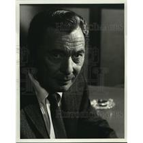 """1962 Press Photo Barry Sullivan Guest Star in Drama """"House on Green Apple Road"""""""
