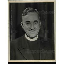 1949 Press Photo Bernard Hubbard, Father, Explorer - spa15089