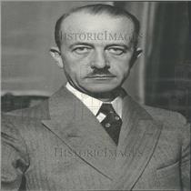 1931 Press Photo Dr. Hubert S. Howe Formerly Of Denver