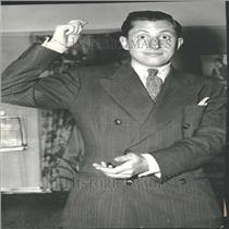 Press Photo Lewis D. Gilbert, Minority Stockholder