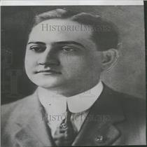 1915 Press Photo Exalted Ruler BPO Elks Nicholson - RRY28395