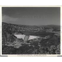 1944 Press Photo Shasta Dam