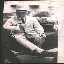 1917 Press Photo Interior Secretary - RRY25097