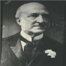 1920 Press Photo Politician Chauncey Depew
