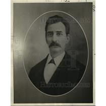 1972 Press Photo J.C. Aleix on 9-2-1872 formed Independent Gymnastic Club.