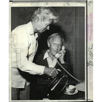 1970 Press Photo Dr. Hannes Alfven, Nobel Prize winner in physics. - noa12645
