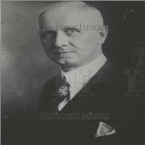 1930 Press Photo Dr. Franklin P. Gengenback, Denver