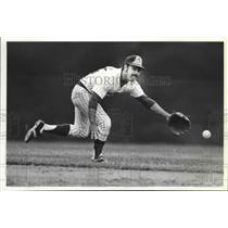 1979 Press Photo Spokane Indians baseball player, Manny Estrada - sps03272