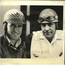 Press Photo William Cantlon, Russell Snowberger for Indianapolis Auto Race