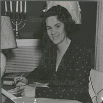 1938 Press Photo Pres National Womens Republican Club