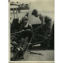 Press Photo Thomas Mack of Pennsylvania Athletic Rowing Club - sbs04478