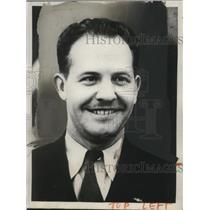 1932 Press Photo Jimmy Mattern, Pilot - neo06986