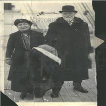 1932 Press Photo Sir Oliver Lodge/Scientist/England