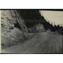 1930 Press Photo Pend Oreille Highway - spa51050
