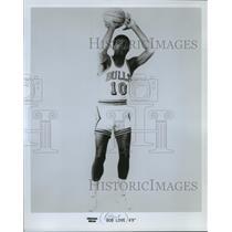 1970 Press Photo Bob Love of the Chicago Bulls - mja56163