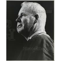 1976 Press Photo Green Bay Packers Coach Dave Hanner - mja58576